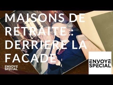 Envoyé spécial. Maisons de retraite : derrière la façade - 20 septembre 2018 (France 2)