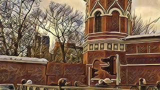 С Был в Покровском монастыре у мощей старицы Матроны Московской(Был в Покровском монастыре у мощей старицы Матроны Московской,просил о избавлении от недуга дитя Валерии., 2017-02-20T10:45:29.000Z)