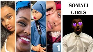 GABDHAHA SOMALIDA UGU QURUXDA BADAN  [SOMALI GIRLS]