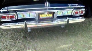1964 Sport Fury Mecum Auction Kissimmee Florida 2012