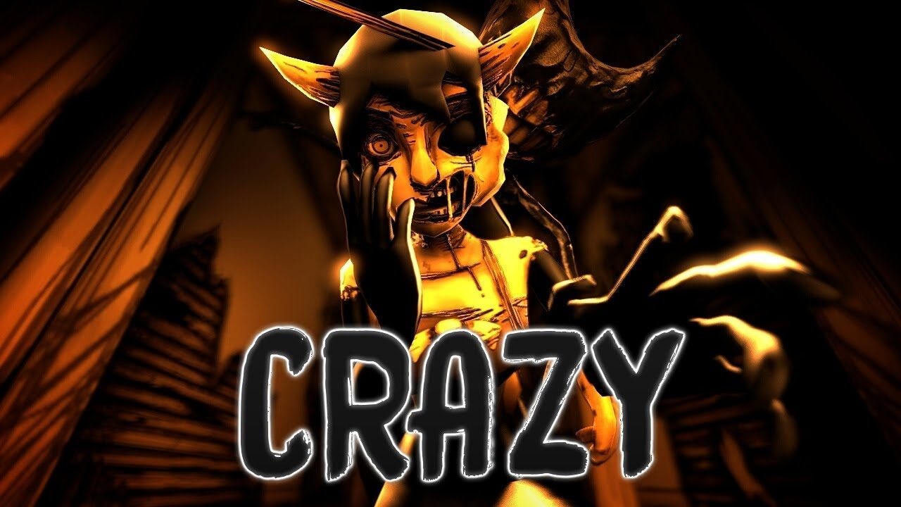 Sfm Bendy And The Ink Machine Song Crazy Halacg Youtube