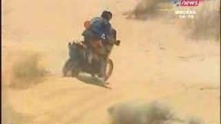 Dakar Rally 2008 Cancelled