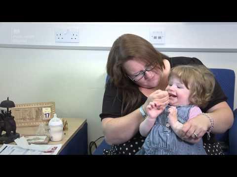 Medical training video: oral fluid samples