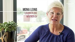 Mona Leino - yrityslainat ovat kannattavaa toimintaa
