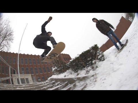 Solstice | Oakes & Alworden Snowskate