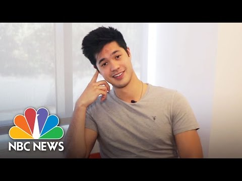 20 Questions With Ross Butler: Karaoke Songs, Dream Roles, And Pizza Toppings | NBC News