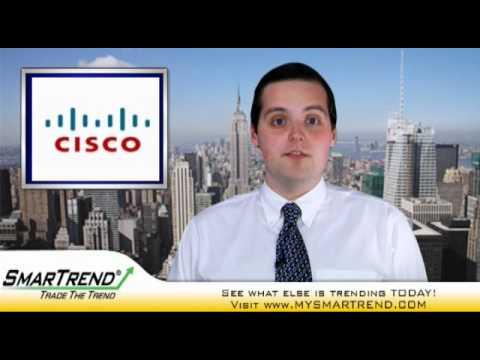 SmarTrend Update: Cisco Systems Trend Alert