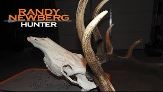 Randy Newberg, Hunter - How to do a European Elk Mount