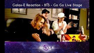 [Galax-E] BTS - Go Go Comeback Show Live Reaction