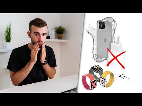 IPhone 12 Kommt Ohne Netzstecker? Neues IPad Mini & Mehr! - Apple News