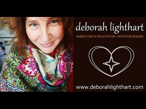 FREE Online Energy Bath for Healing + Transformation