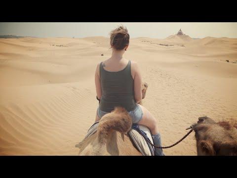 Inner Mongolia Day 4: Ordos Desert - Vlog 005