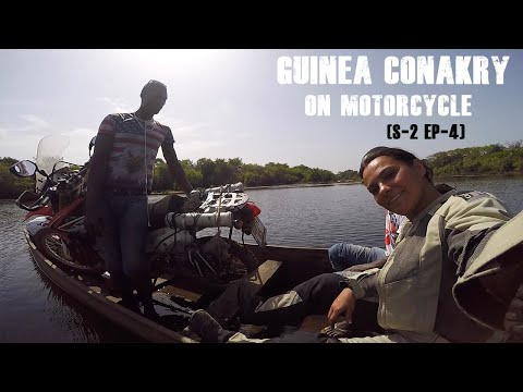 S2 EP-4 Travel Guinea Conakry is trouble in protests time also no safe. Is true?