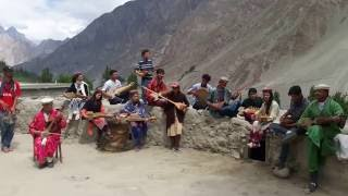 Bulbulik Music School at Gojal, Pakistan.