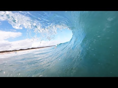 FLORIDA SURFER ATTACKED by BULL SHARK