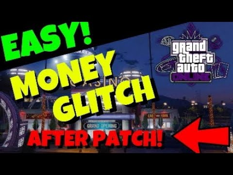 GTA 5 100% SOLO HORSE RACING MONEY GLITCH (AFTERPATCH)