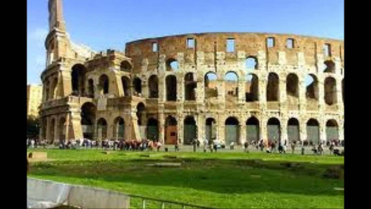 Coliseo Romano Impresionante Vídeo Youtube