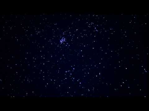 Time Lapse: Stars over St Vincent