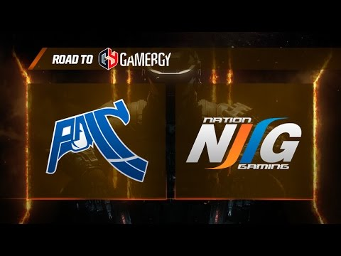 SHOWMATCH Black Ops 3: Pain Gaming vs Nation Gaming - Road to Gamergy