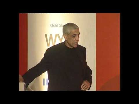 Keynote: What gets Vinod Khosla excited even after 30 extraordinary years