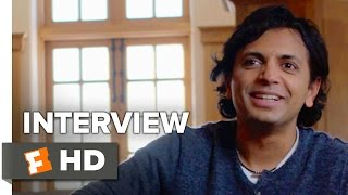 The Visit Interview - M. Night Shyamalan (2015) - Horror Movie HD