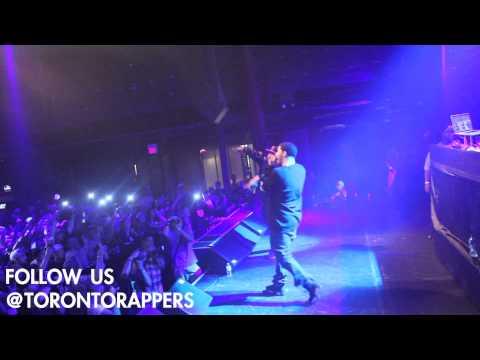 Bun B Live Toronto Concert Brings Out Drake