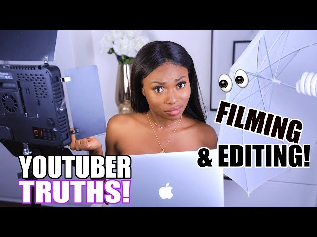 THE TRUTH BEHIND YOUTUBE VIDEOS - FILMING & EDITING SECRETS REVEALED!