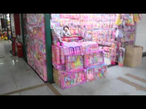 Yiwu Small Products Wholesale Market