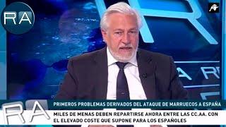 Julio Ariza expone en dos minutos las verdades 'políticamente incorrectas' sobre los menas