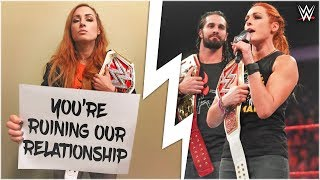Becky Lynch Reveals How WWE RUINED Her Relationship w/ Seth Rollins & The Fans
