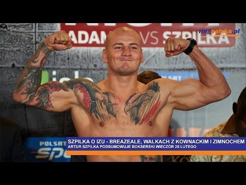 Artur Szpilka vs Mike Mollo PL CAŁA WALKA | 16-17.08.2013r. | from YouTube · Duration:  21 minutes