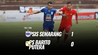 Download Video [Pekan 25] Cuplikan Pertandingan PSIS Semarang vs PS Barito Putera, 13 Oktober 2018 MP3 3GP MP4