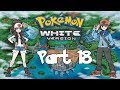 Let's Play! - Pokemon Black And White Episode 18: Cobalion & Virizion Battle