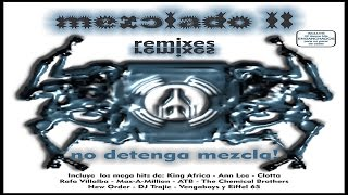 MESCLADO Remixes II (1999)(Parte Central)