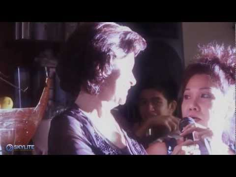 Video of 50th Wedding Anniversary Resty and Marie with Beverly Salviejo, Marita Zobel and more...