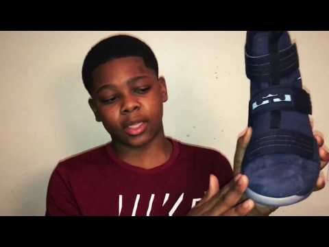 Lebron soldier 10 Shoe review Ep.3