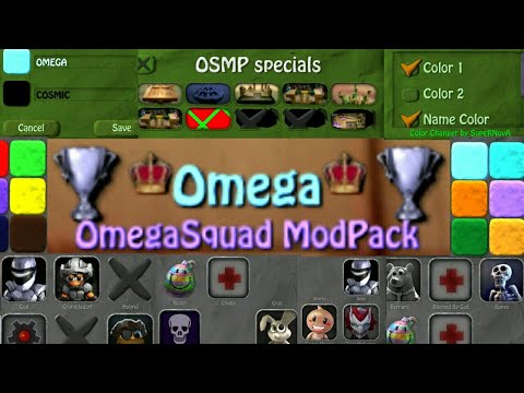 New BOMBSQUAD MODPACK OSMP 1.0