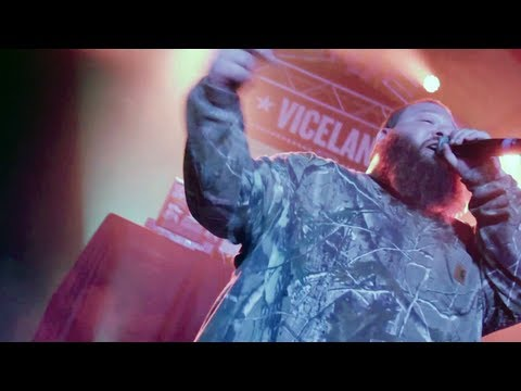 "Action Bronson ""Larry Csonka"" LIVE at Viceland SXSW 2013"