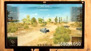 World of Tanks - A10 6800K APU Gameplay
