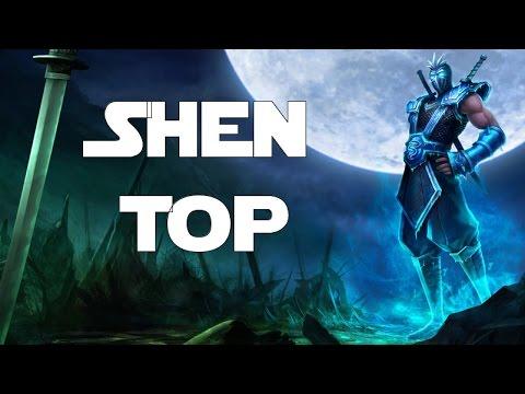 League of Legends - Shen Top