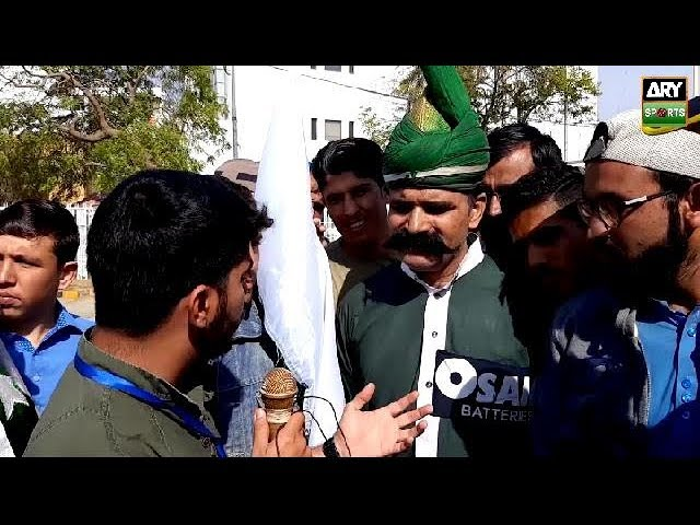 Cricket fans want more teams to tour Pakistan