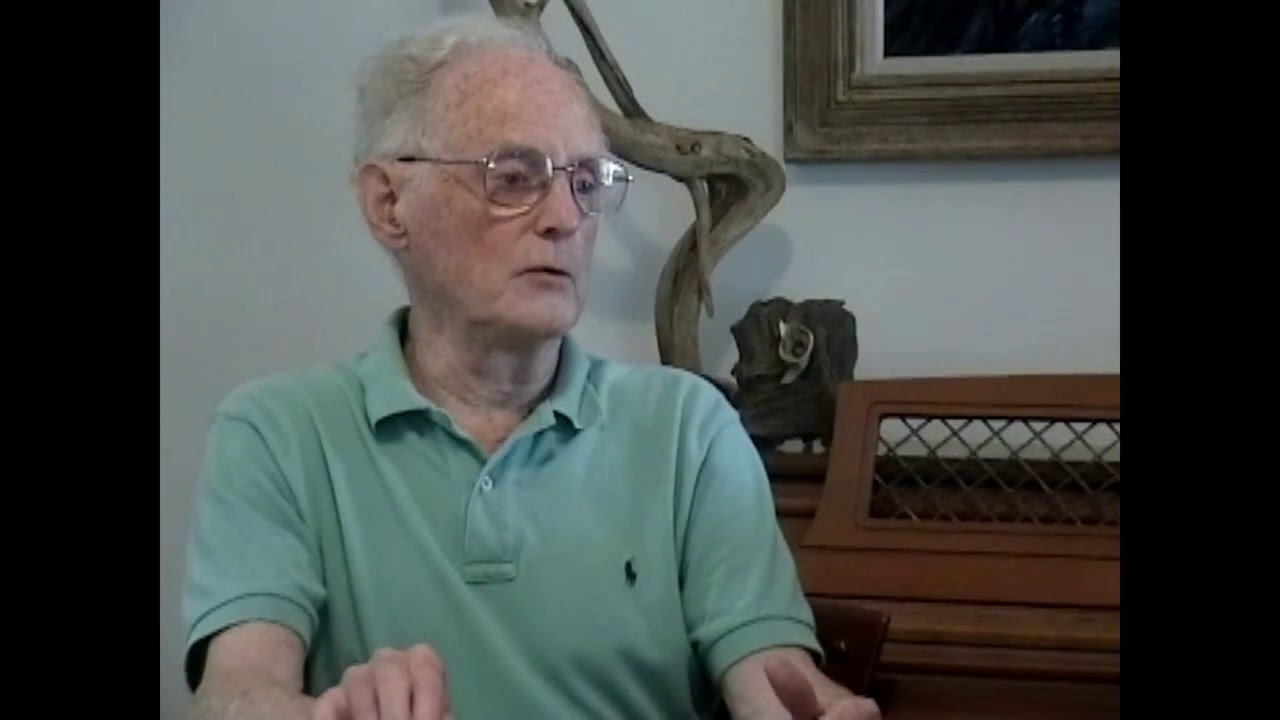 OLC - Robert Booth WWII POW part one  7-1-05