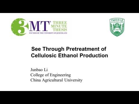 Junbao Li, China Agricultural University, Energy & Environment, 3MT