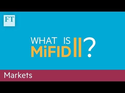 Mifid II regulations: the impact explained