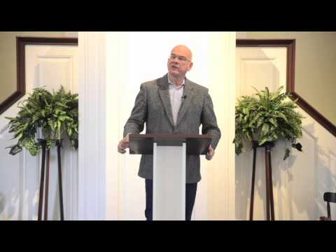 Dr. Timothy Keller at Reformed Theological Seminary: Lecture 4