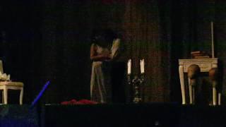 Откровенные сцены в бакинском театре