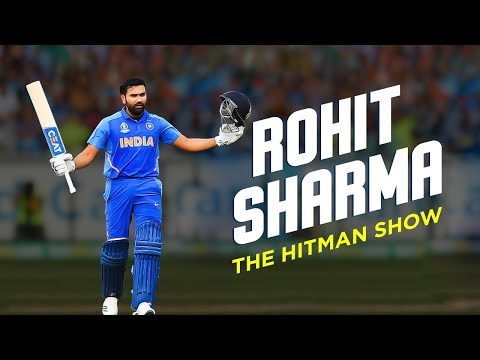 Rohit Sharma: The Hitman Show | Stylist Stroke Makers | #AllAboutCricket