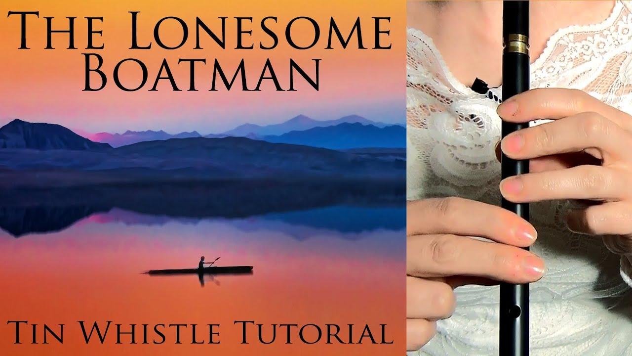 Lonesome boatman lyrics