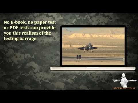 ADF Aptitude Test - Defence Aptitude ADF YOU Test Preparation