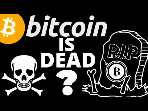 💀IS BITCOIN DEAD?💀bitcoin, Ethereum, Litecoin Price, Analysis, News, Trading